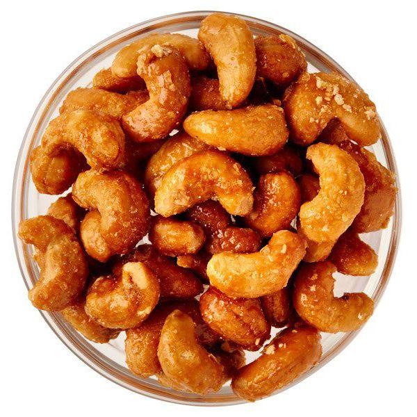 Bee's Knees Salted Honey Cashew Nuts