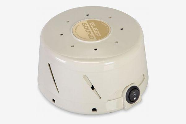 Hammacher Schlemmer The Authentic Sleep Sound Machine