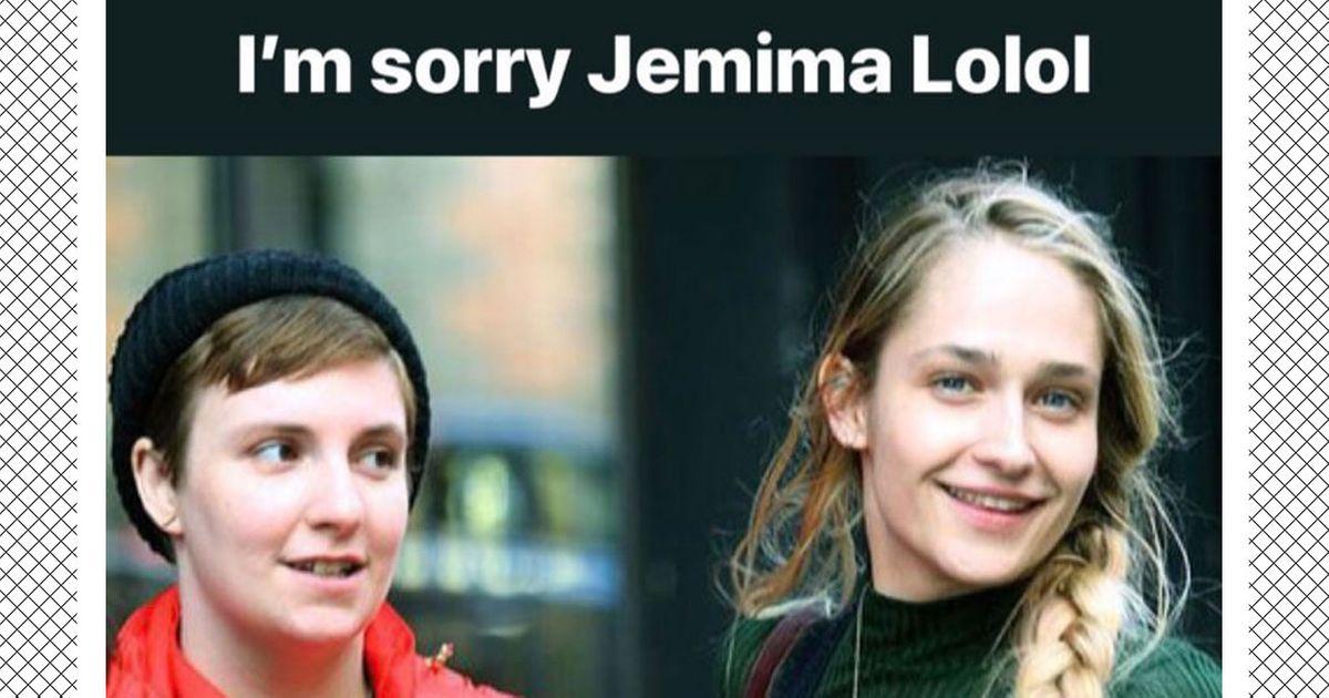 Please Don't Call Jemima Kirke