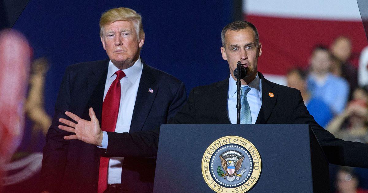 Trump Told Lewandowski to Do His Dirty Work, Thwart Mueller Probe