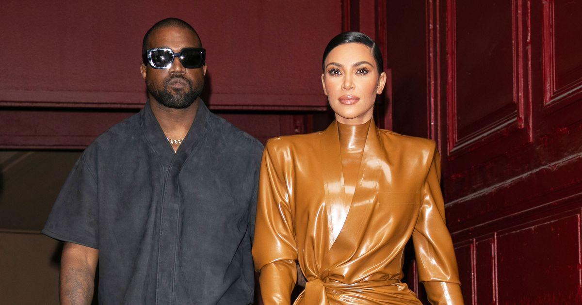 Kim Kardashian Posts Statements on Kanye's Mental Health
