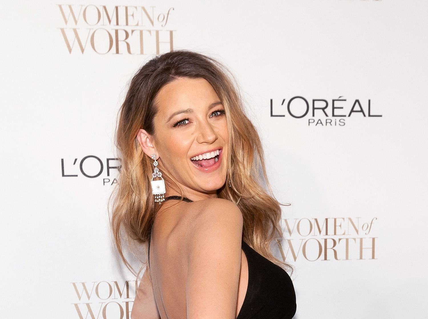 Blake Lively Is an Oracle of Blake Lively