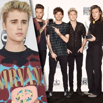 Justin Bieber's New Album Crushed One Direction for the Biggest