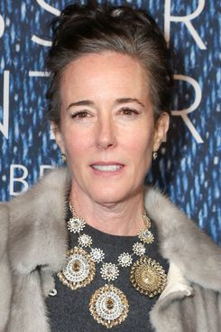 The artist formerly known as Kate Spade.