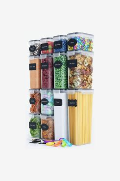 Chef's Path Airtight Food Storage Containers Set