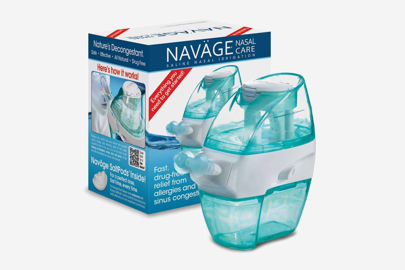 7 Best Neti Pots and Sinus Rinse Kits for Allergies 2019