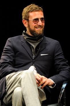 Fashion designer Stefano Pilati attends the FIFA 2012 Fashion Talks Series at Florence Gould Hall on March 27, 2012 in New York City.