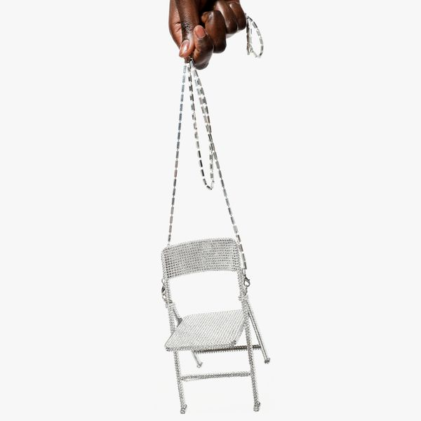 Area Crystal Chair Bag
