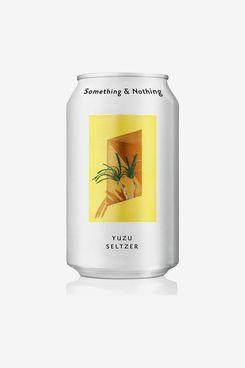 Something & Nothing Yuzu Seltzer