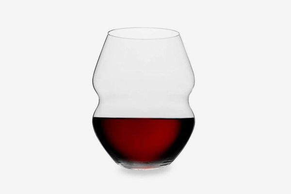 Riedel Swirl Stemless Red Wine Glasses