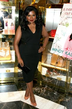 """Mindy Kaling==TORY BURCH celebrates """"Is Everyone Hanging Out Without Me?"""" a new book by MINDY KALING==Tory Burch Flagship, 797 Madison Ave., NYC==November 01, 2011==? Patrick McMullan==Photo - AMBER De VOS/ PatrickMcMullan.com== =="""