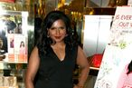 "Mindy Kaling==TORY BURCH celebrates ""Is Everyone Hanging Out Without Me?"" a new book by MINDY KALING==Tory Burch Flagship, 797 Madison Ave., NYC==November 01, 2011==© Patrick McMullan==Photo - AMBER De VOS/ PatrickMcMullan.com== =="