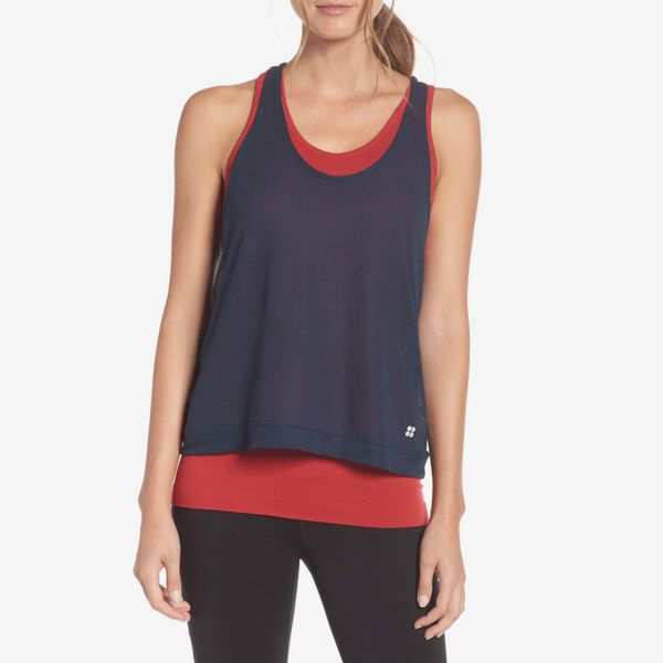 Sweaty Betty Double Time Seamless Tank