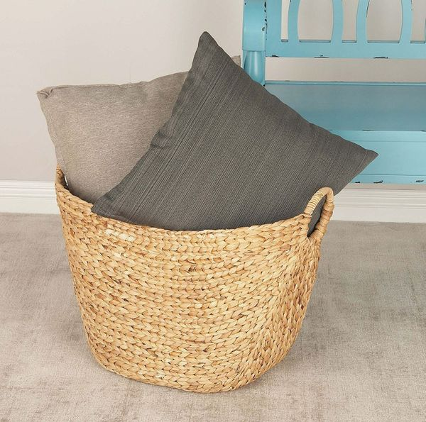 Deco 79 Large Seagrass Basket