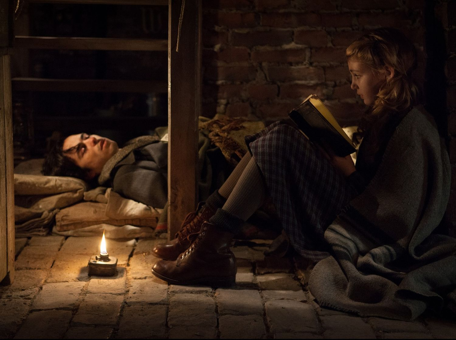 movie review the book thief