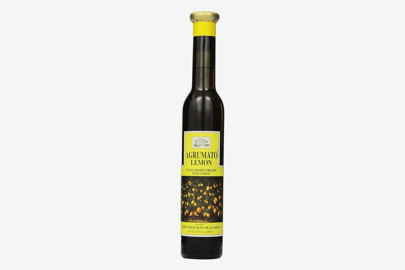 Agrumato Lemon Extra Virgin Olive Oil (200 ml)