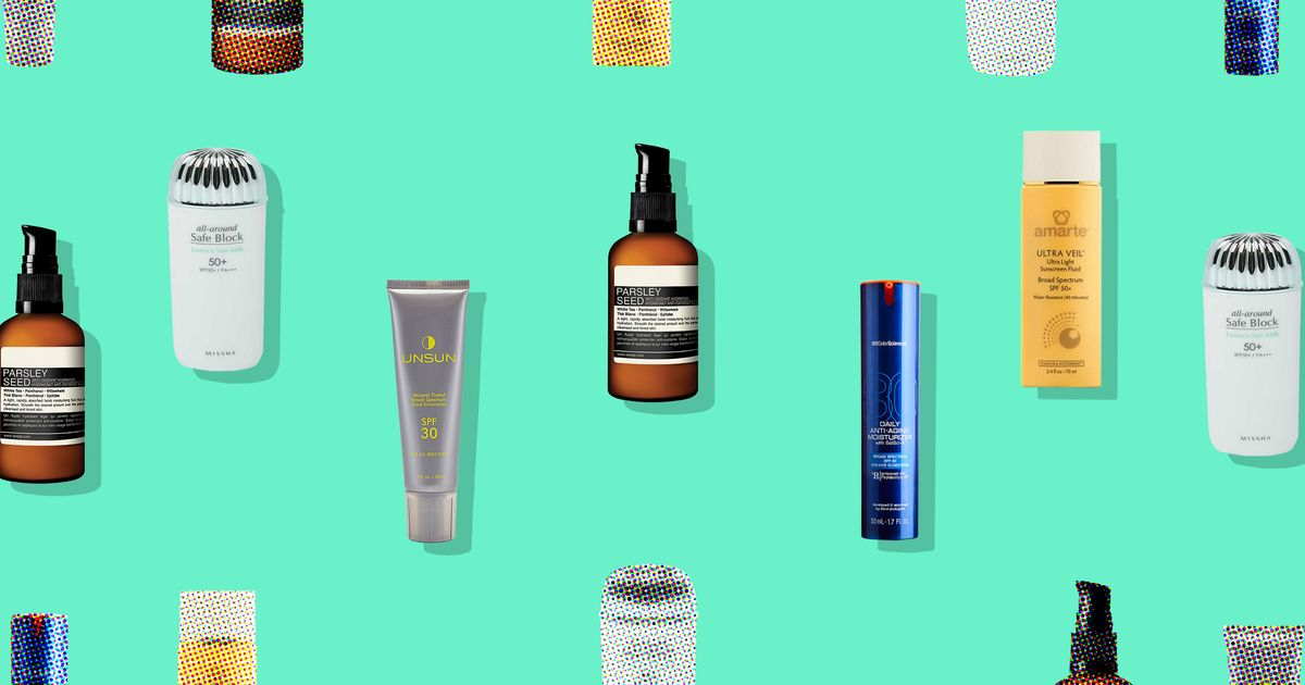 Stuff We Buy Ourselves: The SPF Moisturizers the Editors Swear By