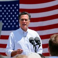 Obama must have misplaced his TelePrompTer right in front of Mitt Romney.