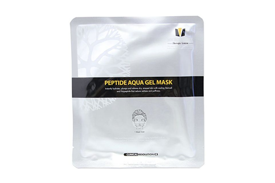 MTS Peptide Aqua Gel Mask