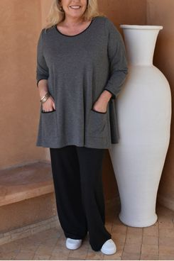 Kasbah Clothing Tamiya - Tunic top & trousers