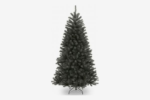 National Tree Company 6 .5' North Valley Black Spruce Hinged Tree