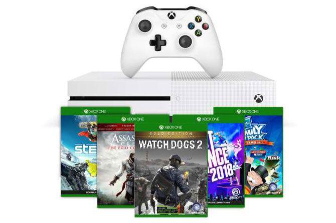 Microsoft Xbox One S 500 GB Console