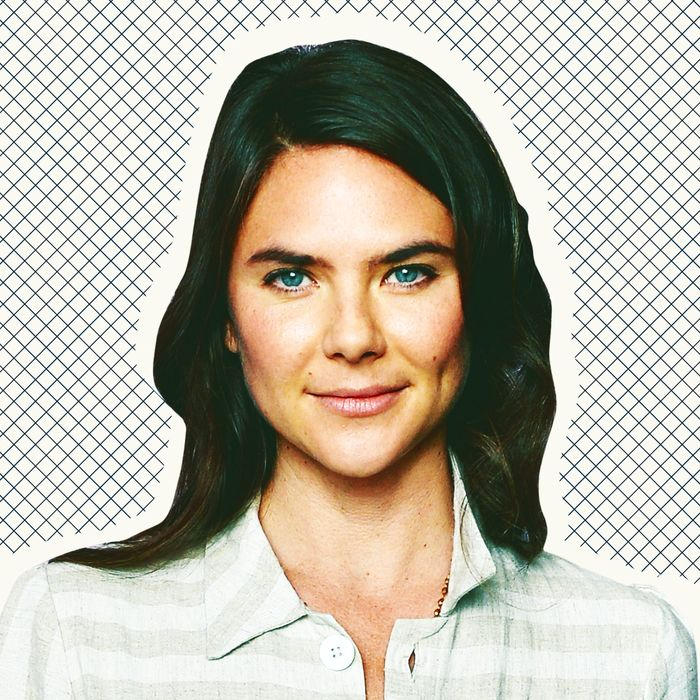 Amanda Chantal Bacon.