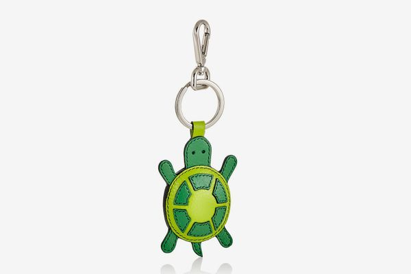 Barneys New York Turtle Key Chain