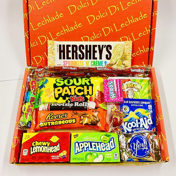 USA Candy Box by Dolci Di Lechlade