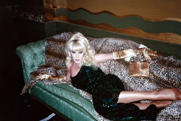 Photo 14 from Lady Bunny at Webster Hall, 1992