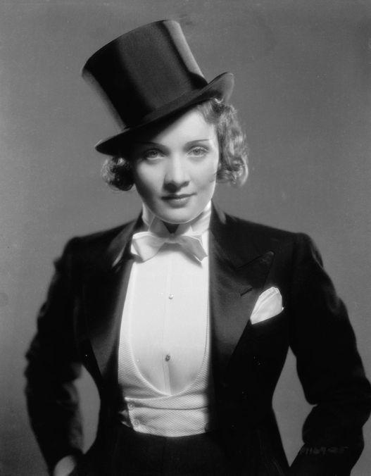 Photo 8 from Marlene Dietrich's Top Hat