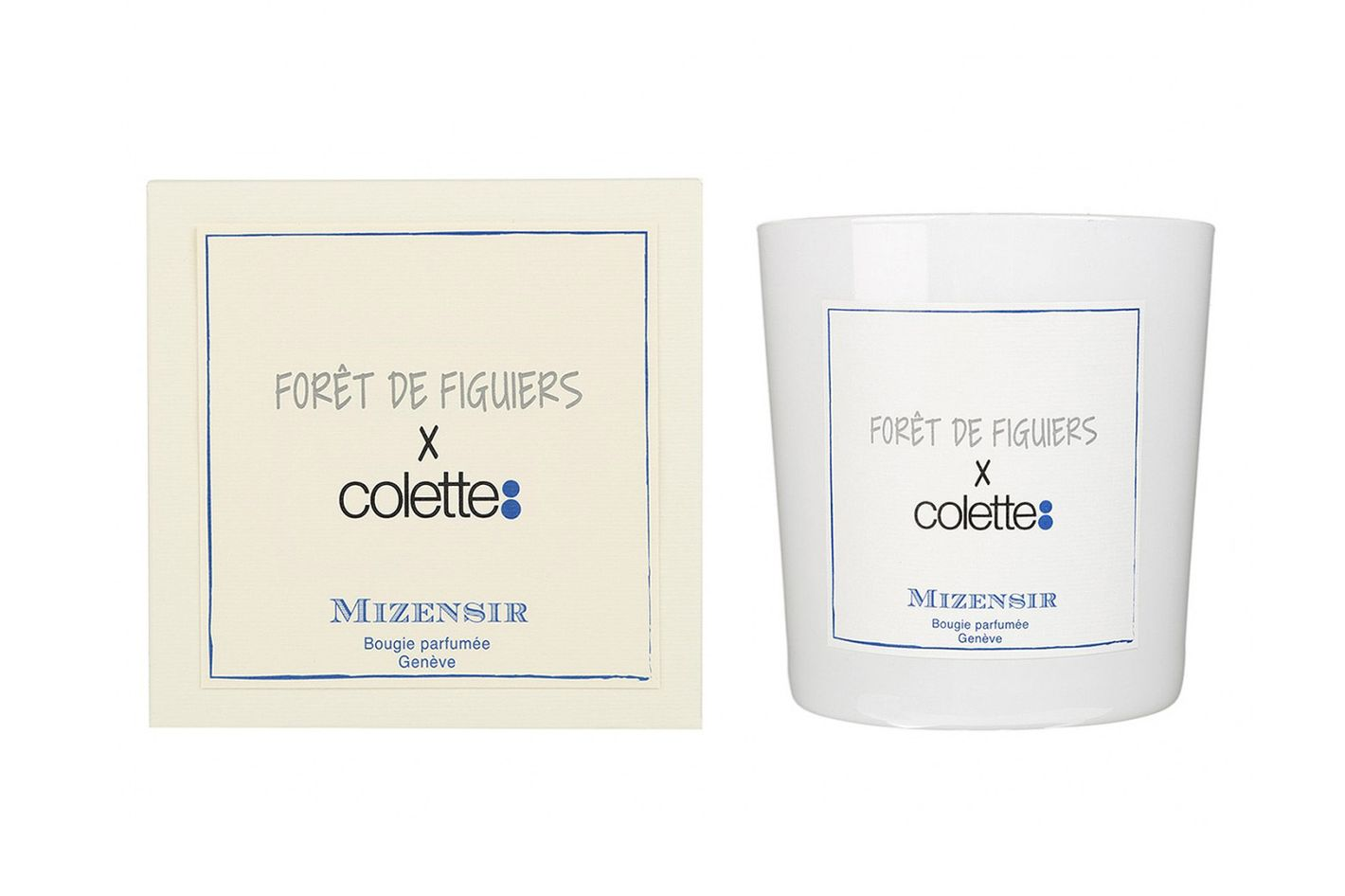 Mizensir x Colette Candle