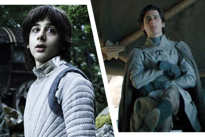 Robin Arryn (Lino Facioli), then and how.