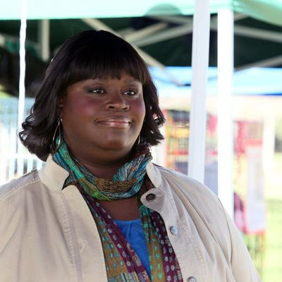 "PARKS AND RECREATION -- ""Live Ammo"" Episode 419 -- Pictured: Retta as Donna Meagle"