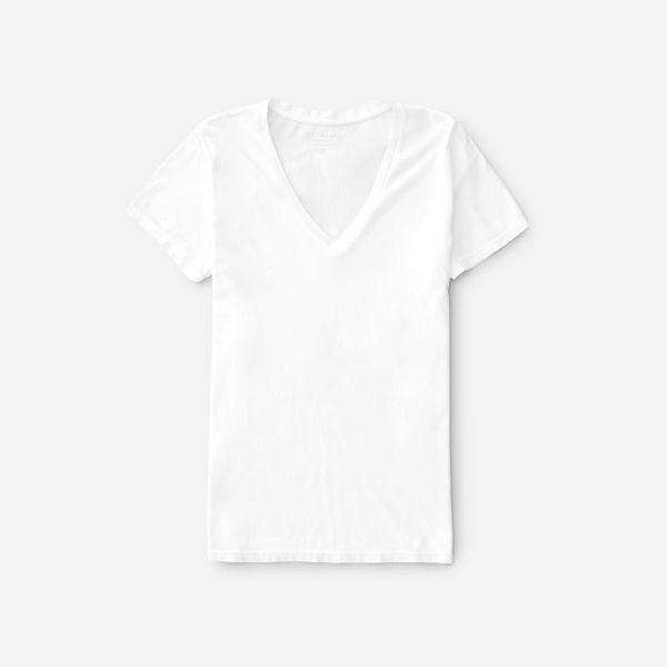 Everlane Cotton V-Neck