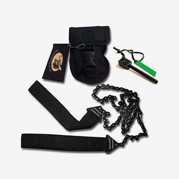 Sportsman Industries 36-Inch Pocket Chainsaw & Fire Starter