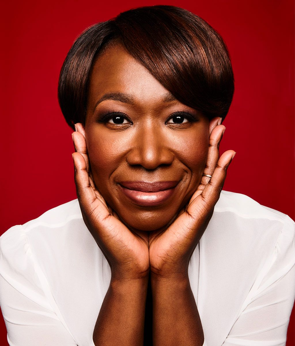 joy reid wants to argue with you