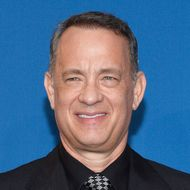 Actor Tom Hanks poses in the press room during the 66th Annual Directors Guild Of America Awards held at the Hyatt Regency Century Plaza on January 25, 2014 in Century City, California.