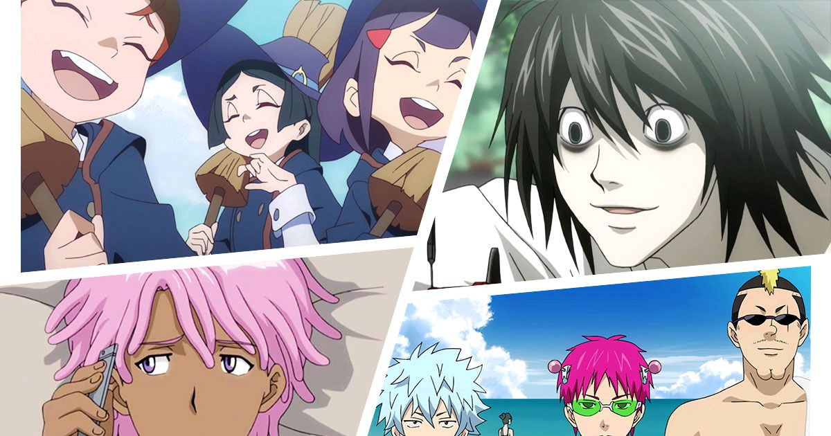 Best Anime on Netflix Right Now (Updated August 2019)