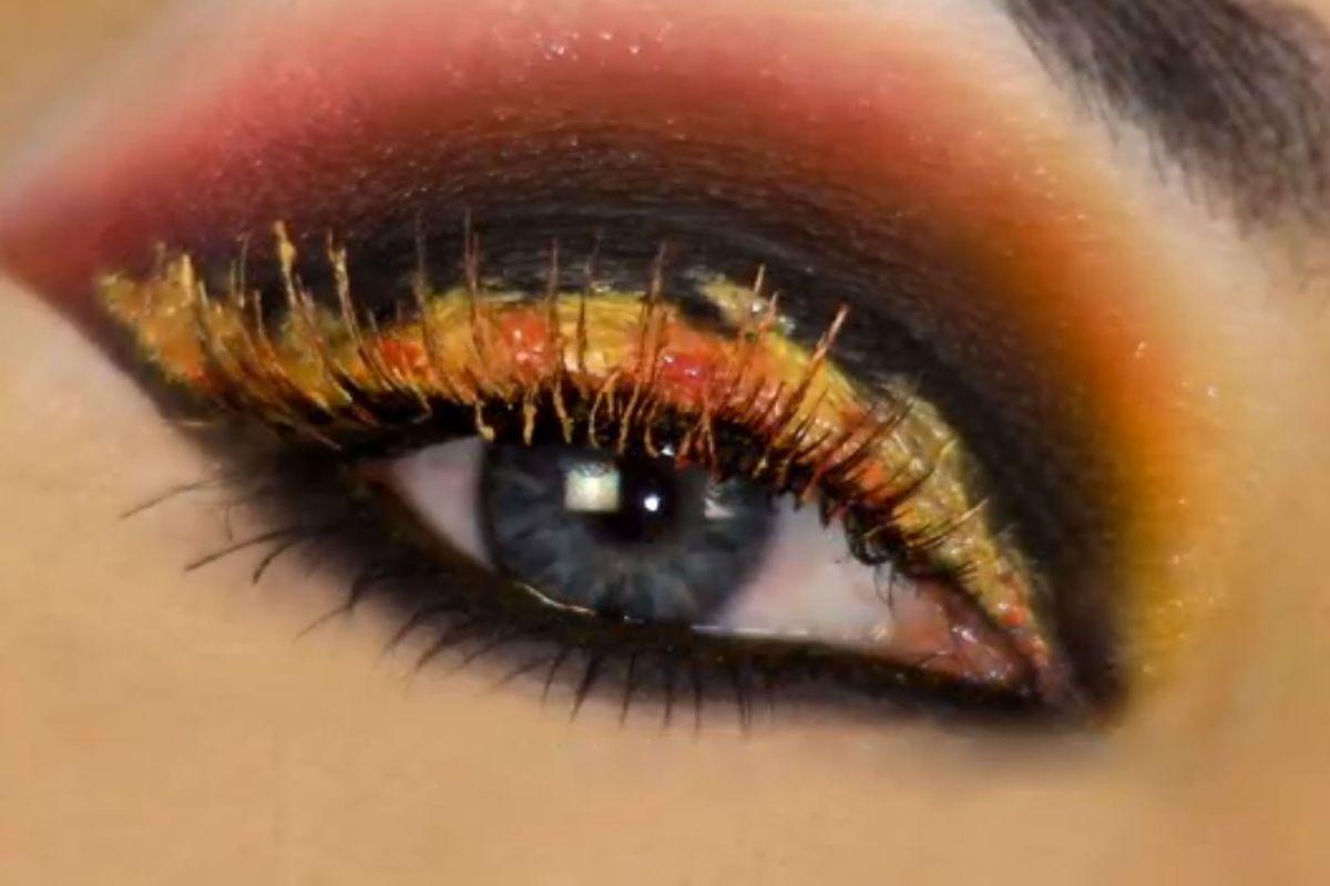 Makeup Ideas fire makeup : The Best Catching Fire YouTube Makeup Tutorials -- The Cut