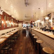 First Look at the New Meatball Shop, Now Serving Liquor and Bratwurst Balls in Chelsea