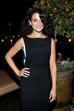 Jenny Slate, who talked about tears.