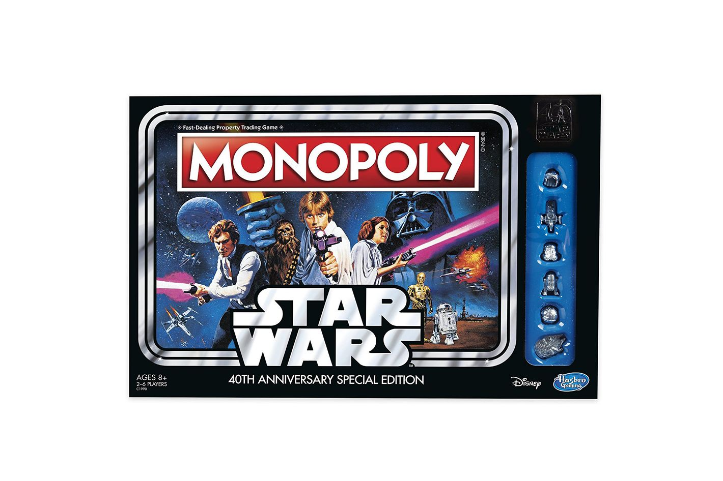 Monopoly Star Wars 40th Anniversary Special Edition