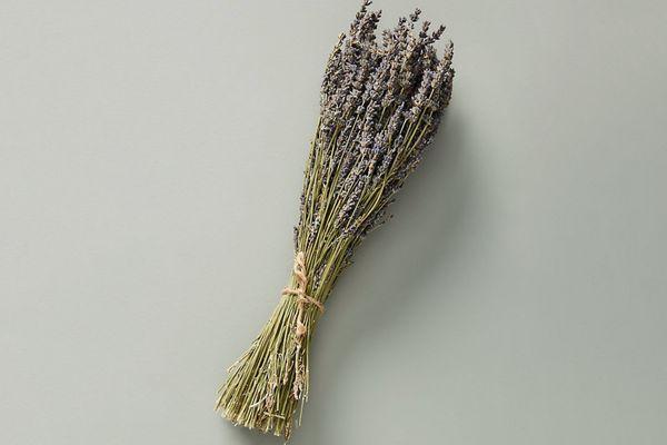 Knud Nielsen Dried-Lavender Bouquet