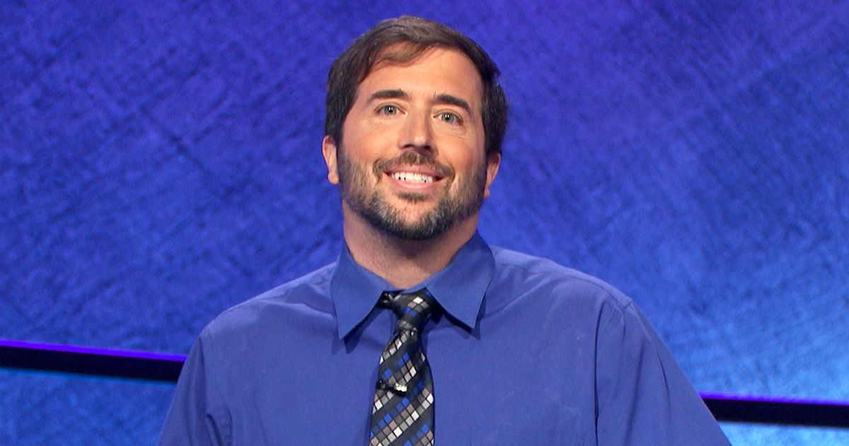 Math Teacher Becomes 1 of Jeopardy!'s All-Time Best Players