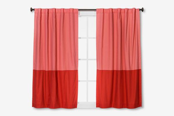 Pillowfort Twill Blackout Curtain Panel