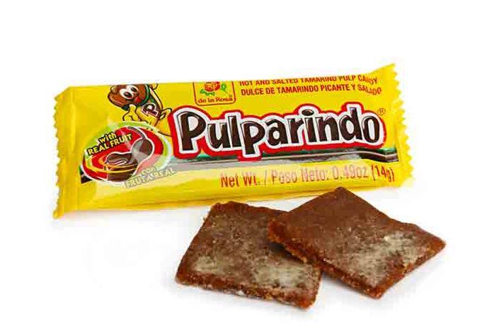 Pulparindo De La Rosa Candy Bar