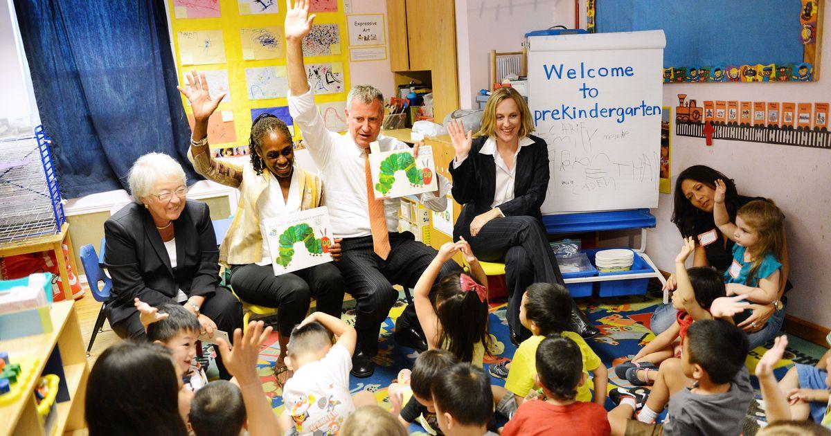 Some NYC Pre-School Teachers Are Preparing to Strike