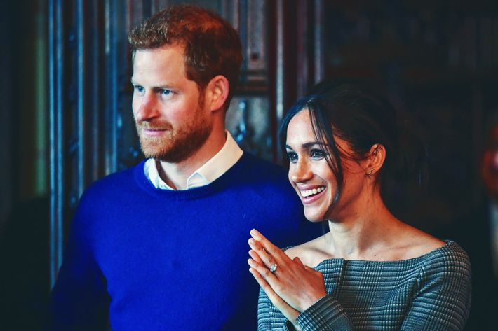 Prince Harry And Meghan Markle Photo Ben Birchall Afp Getty Images