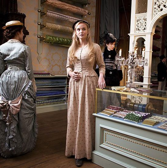 A still from the BBC's <em>The Ladies' Paradise</em>.